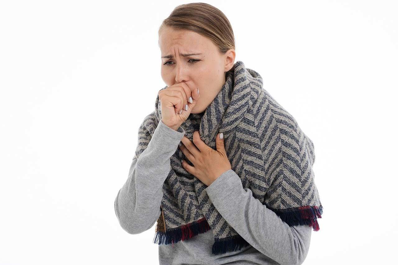 Przyczyny i leczenie suchego kaszlu
