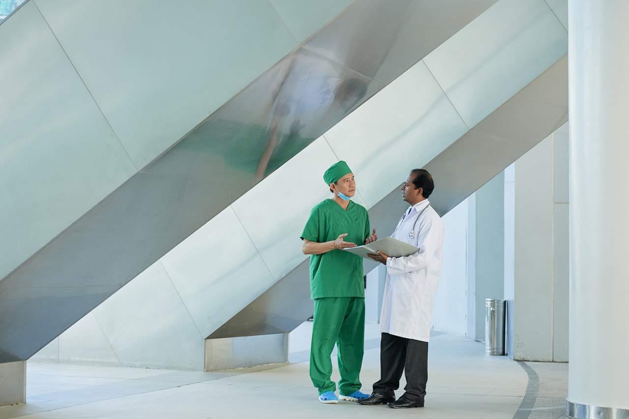 Projektowanie obiektów medycznych