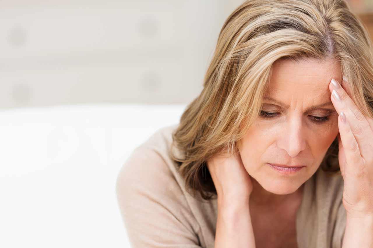 Pulsujący ból z tyłu głowy