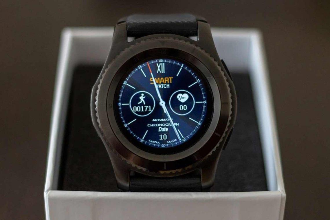 Smartwatch pomaga kontrolować stan zdrowia