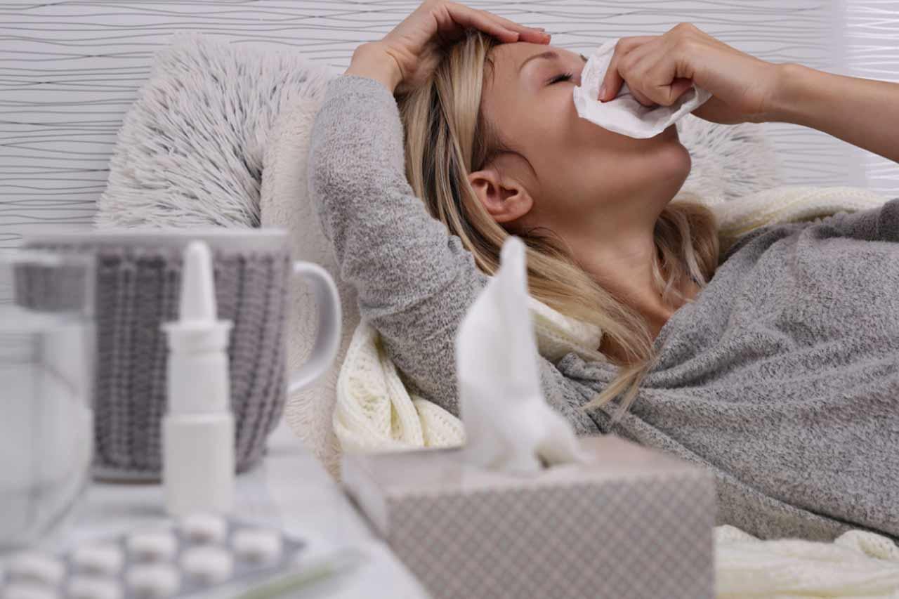 Jak co roku: przeziębienie