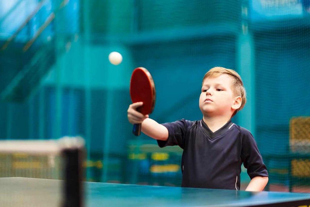 Tenis stołowy dla dzieci