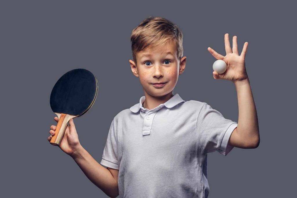 Tenis stołowy idealny dla młodzieży