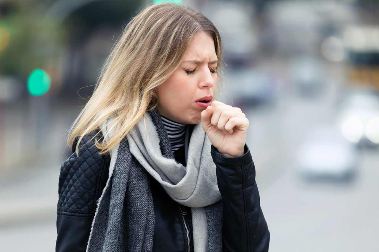 Kaszel w infekcjach dróg oddechowych