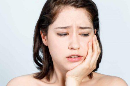 Uszkodzenie błony śluzowej