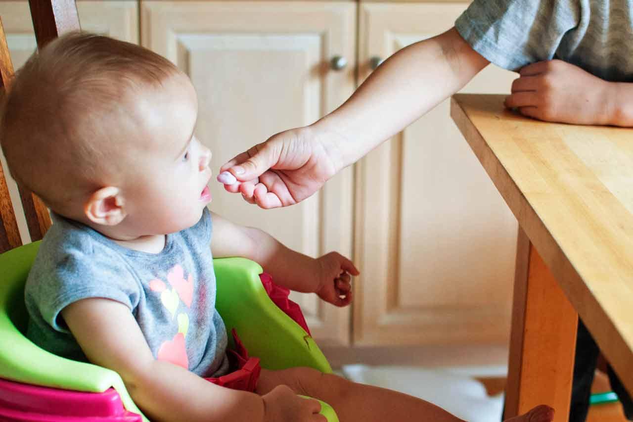Najczęstsze alergie pokarmowe u dzieci