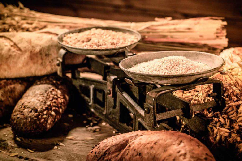 Pieczywo - wartości odżywcze